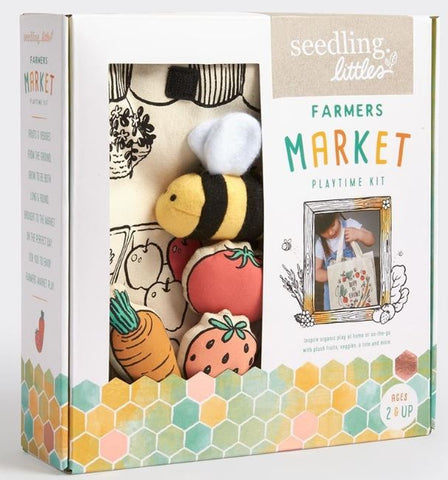 Farmer's Market Playtime Kit
