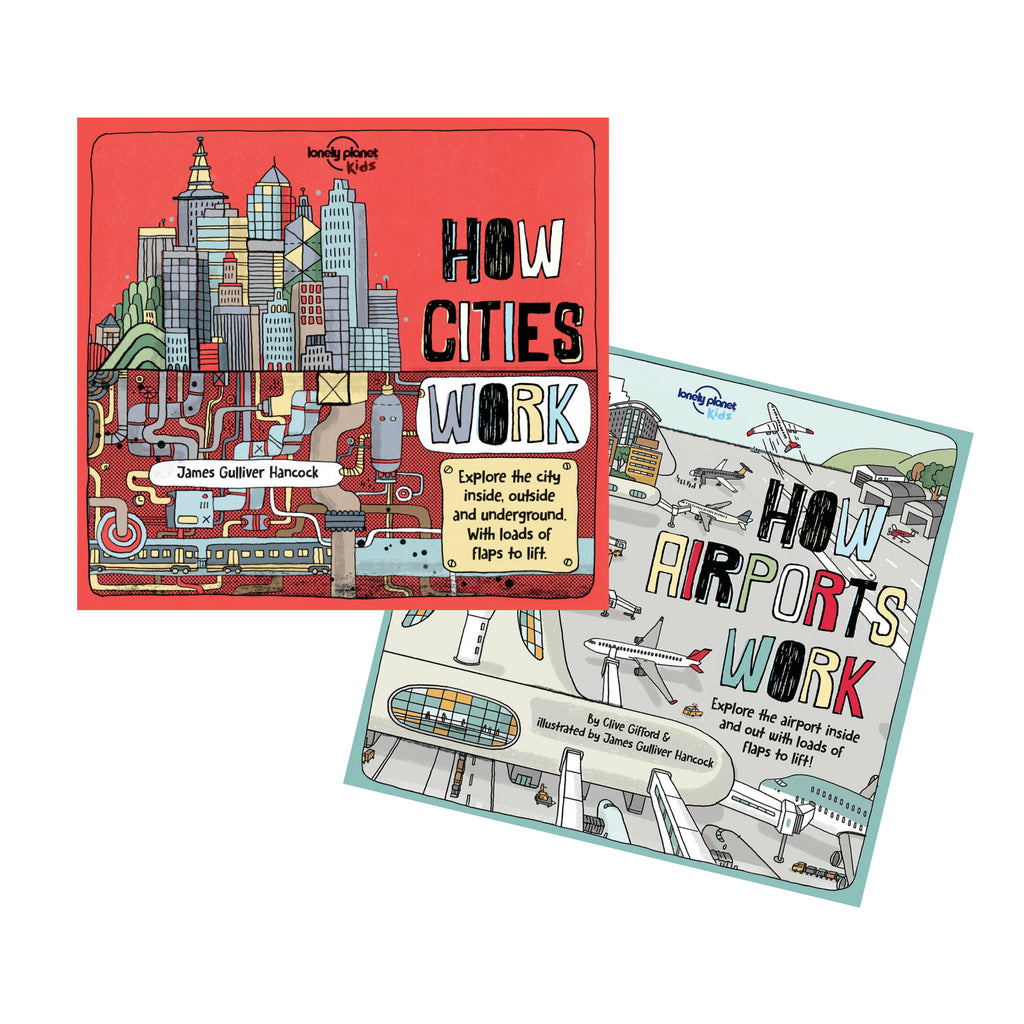 How Cities Work How Airports Work Bundle