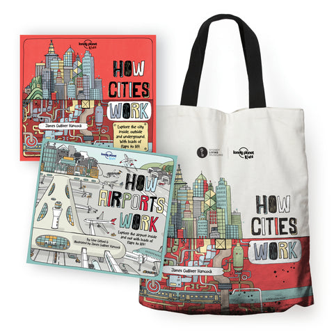 How Cities Work 3 Piece Bundle
