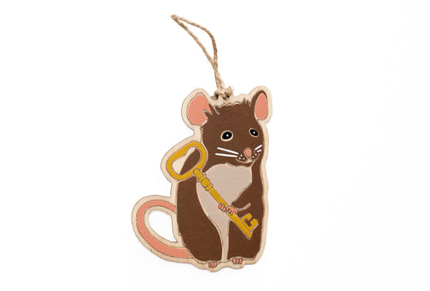 Hyde Park Barracks Rat Ornament