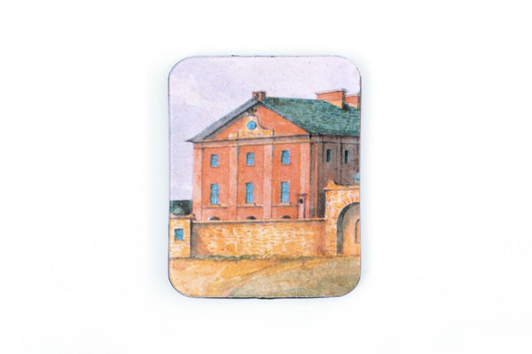 Hyde Park Barracks Set of 5 Magnets