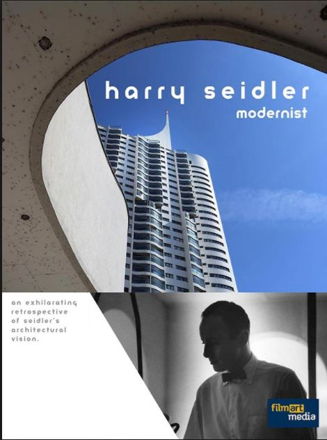 Harry Seidler: Modernist DVD