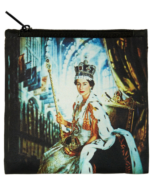 LOQI Queen Elizabeth II Shopping Bag Museum Collection
