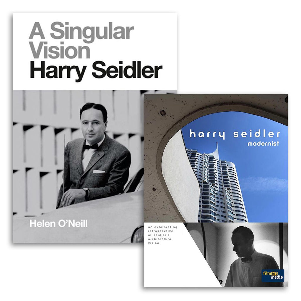 A Singular Vision Hard Cover &  Modernist DVD Bundle