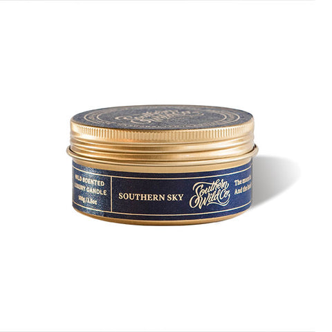 Southern Sky Edition II Travel Candle 100g