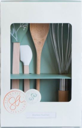 Stephanie Alexander Kitchen Tool Set 4 Piece