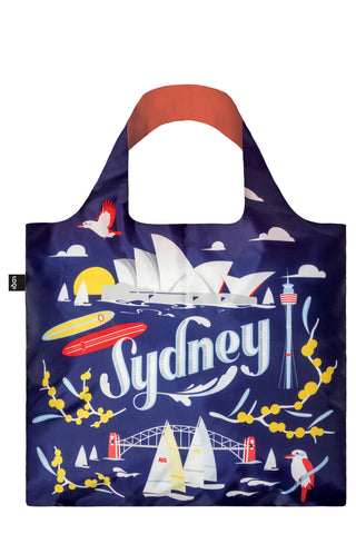 LOQI Sydney Shopping Bag Urban Collection