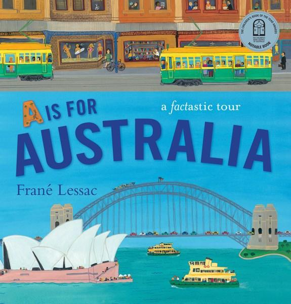 A Is For Australia A Factastic Tour