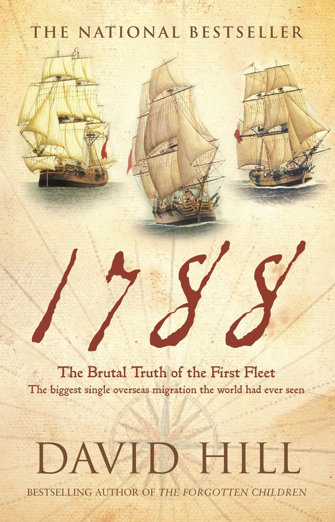 1788 Brutal Truth of The First Fleet