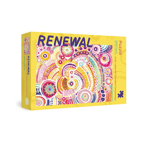 Renewal: 1000-Piece Jigsaw Puzzle