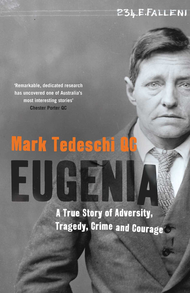 Eugenia: A True Story of Adversity Tragedy Crime Courage