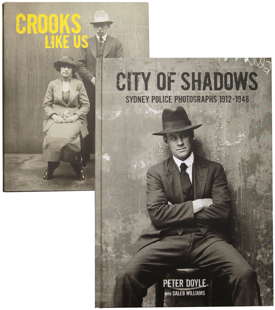 City of Shadows & Crooks Like Us - Limited Offer