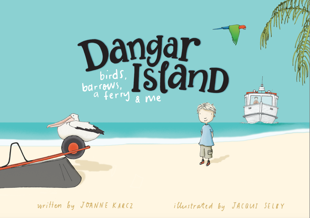 Dangar Island: Birds, Barrows, A Ferry And Me