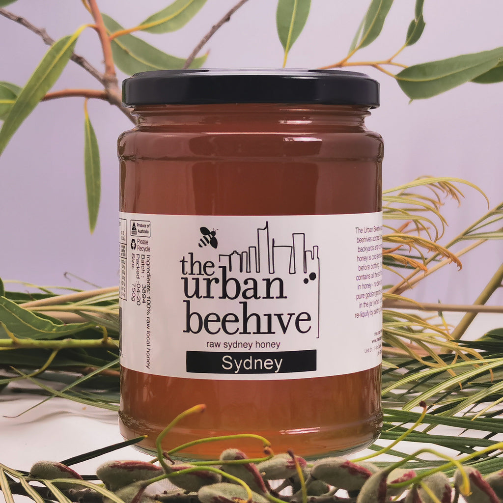 Sydney Honey 750g Large