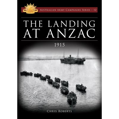 The Landing At Anzac 1915