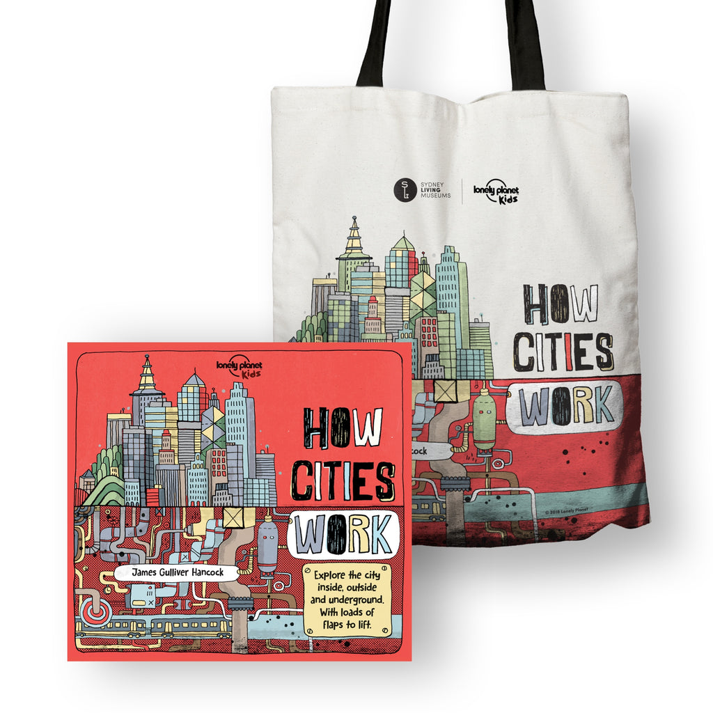 How Cities Work by Lonely Planet 9781786570215 Paperback, 2016
