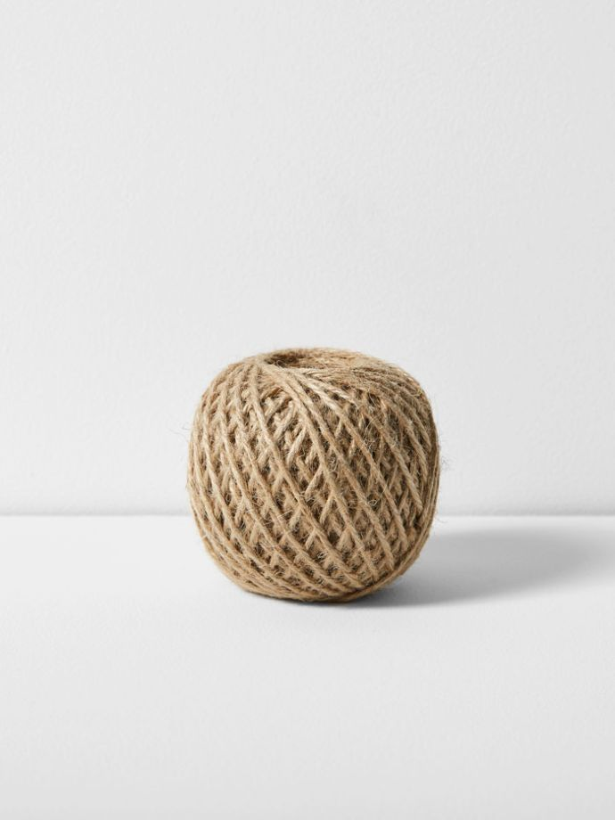 Heritage Twine Ball Natural Approx 40m