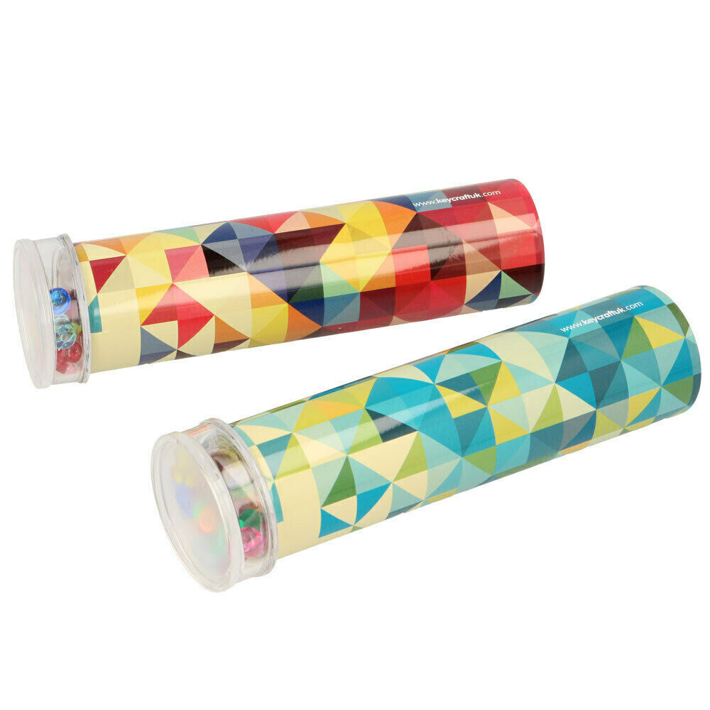 Tin Kaleidoscope Assorted Colours
