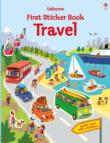First Sticker Book : Travel