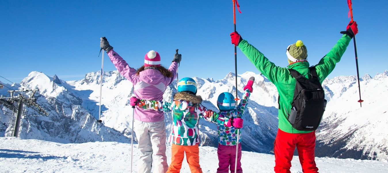 How to Plan the Perfect Family Ski Vacation