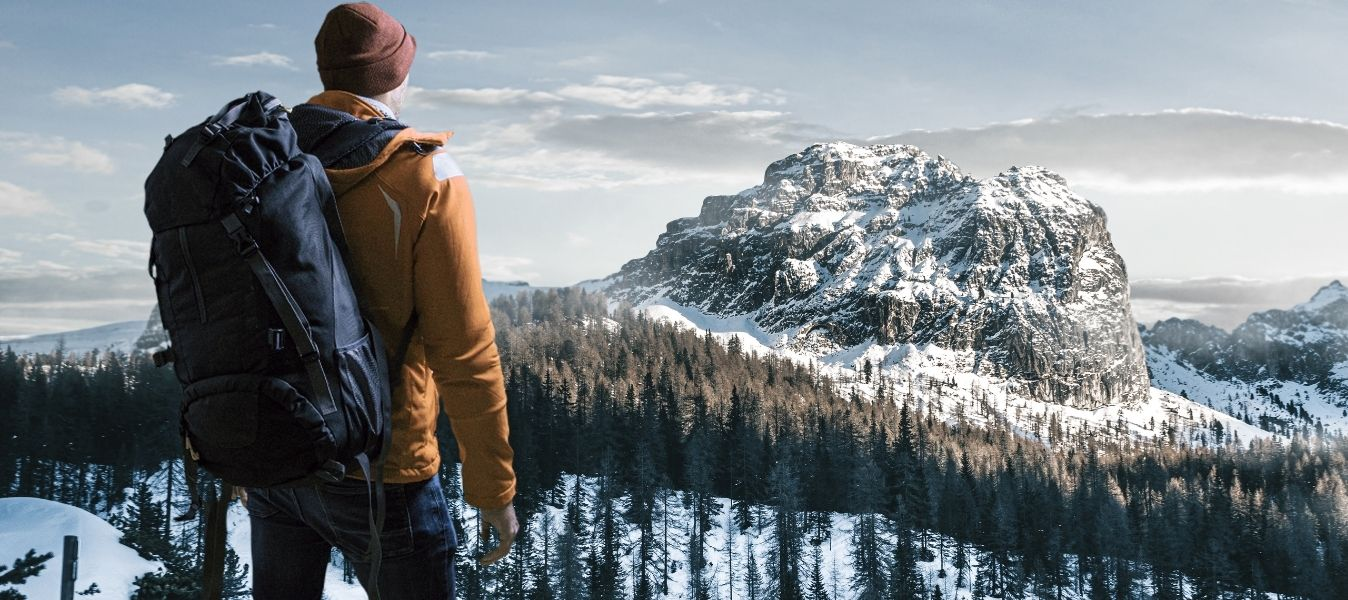 Tips for Staying Warm When Hiking This Winter