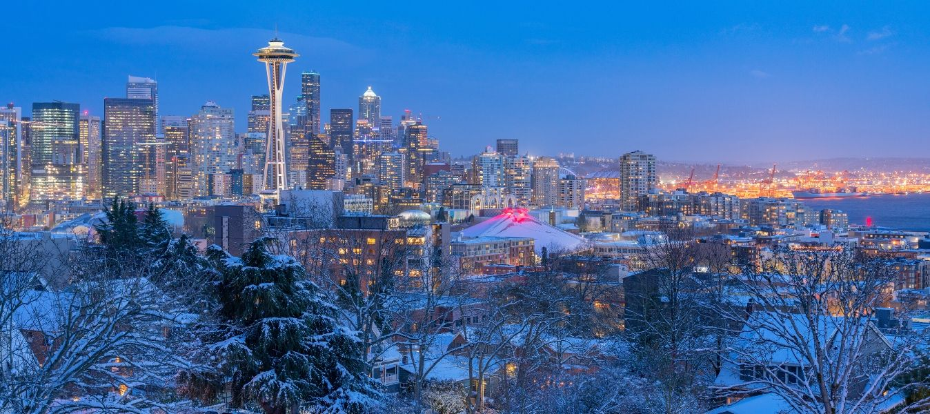Where to Enjoy Winter in Washington State