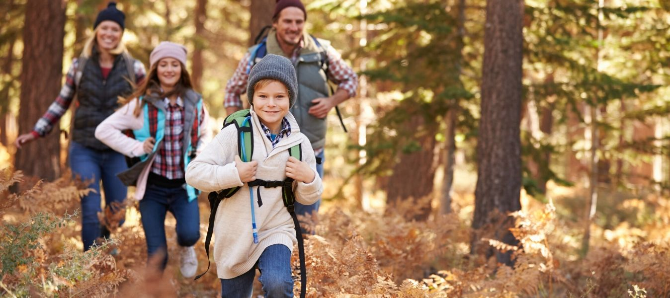Outdoor Safety Tips for Hiking with Kids
