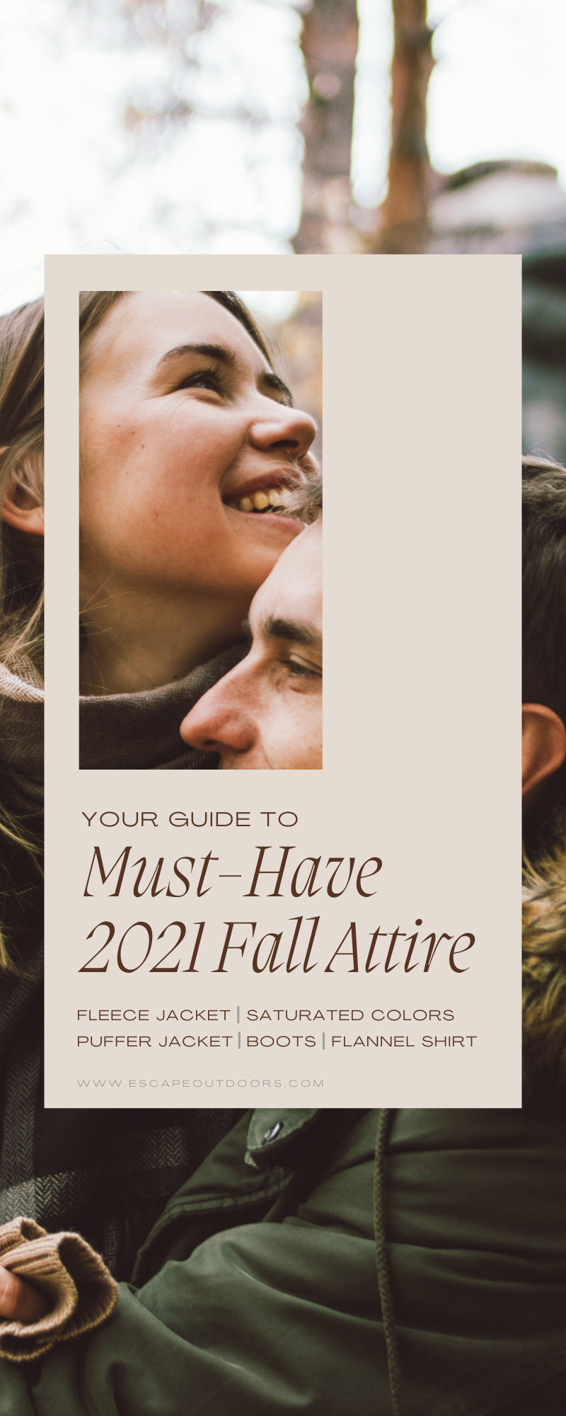 Your Guide to Must-Have 2021 Fall Attire