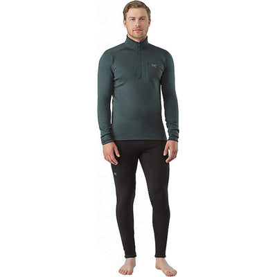 Arc'Teryx Men's Rho Ar Zip Neck