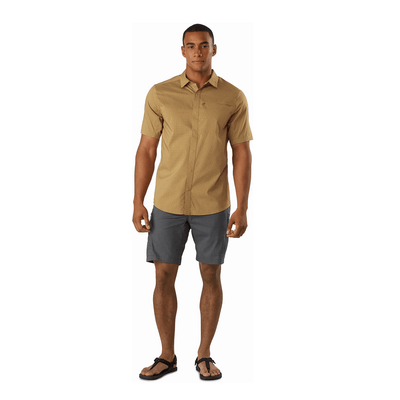 Arc'teryx Men's Kaslo Short Sleeve Shirt