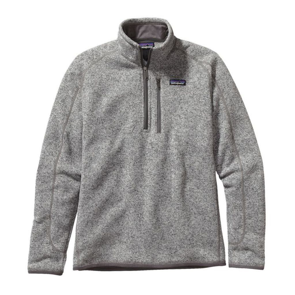 Patagonia Men's Better Sweater 1/4 Zip Fleece