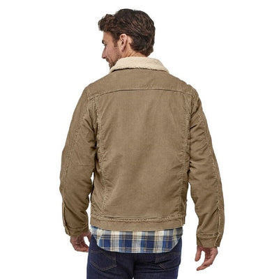 Patagonia Men's Pile Lined Trucker Jacket