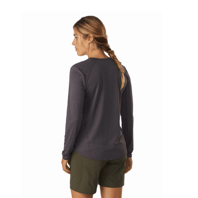 Arc'Teryx Women's Kadem Henley Long Sleeve