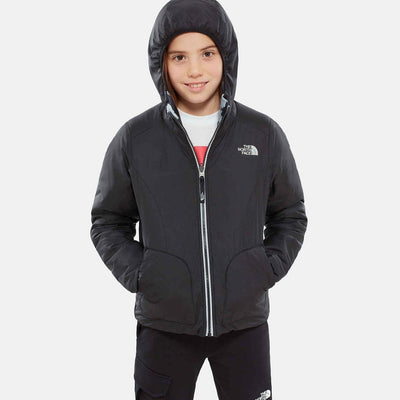 The North Face Girls' Reversible Perrito Jacket - Past Season