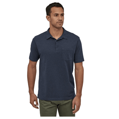 Patagonia Men's Organic Cotton Lightweight Polo