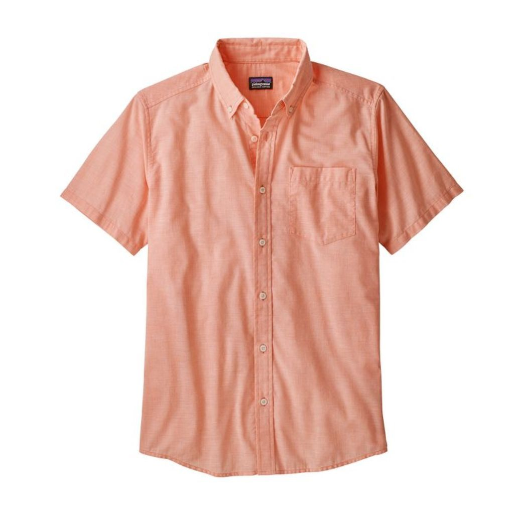 Chambray: Peach Sherbet