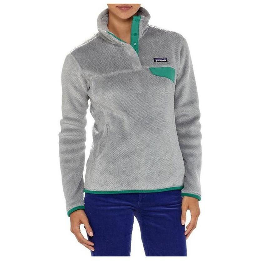 Patagonia Women S Re Tool Snap T Fleece Pullover