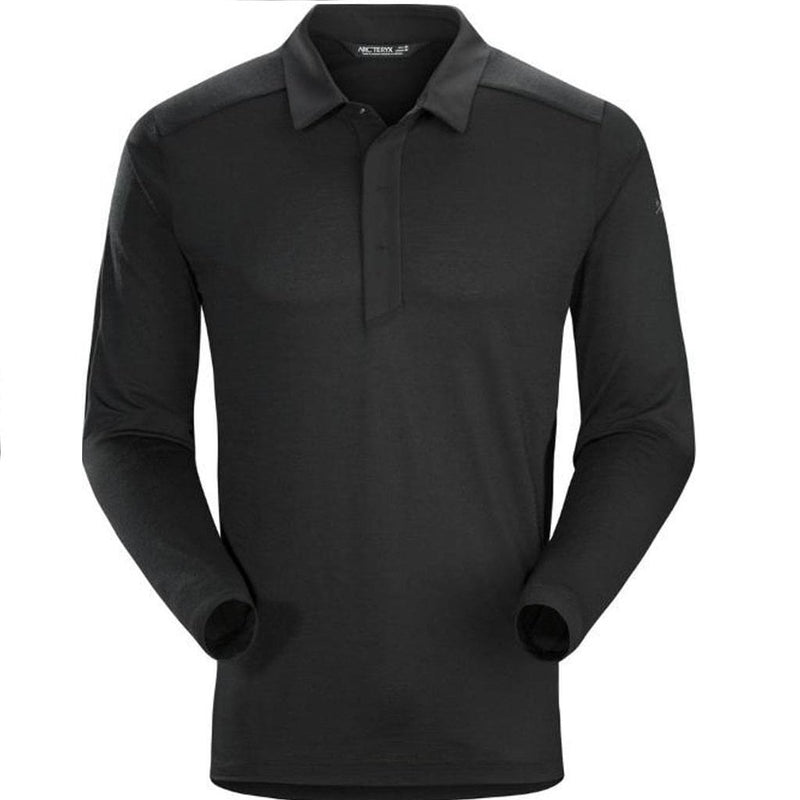 Arc'Teryx Men's A2b Long Sleeve Polo