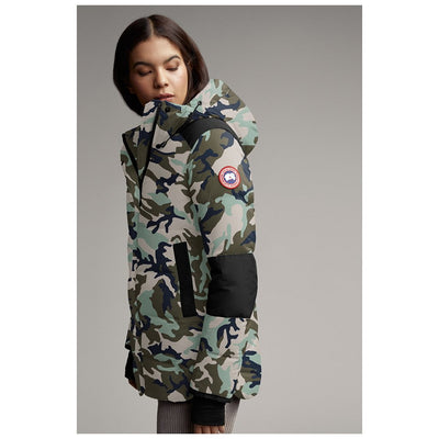 Canada Goose Women's Alliston Jacket Print