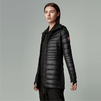 Canada Goose Women's Hybridge Lite Hooded Coat