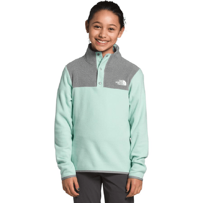 The North Face Girls' Glacier 1/4 Snap