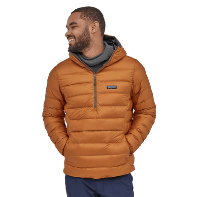 Patagonia Men's Down Sweater Hoody Pullover