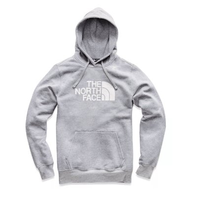 TNF Light Grey Heather/TNF White