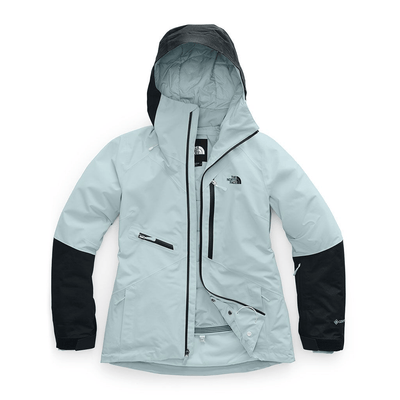 Cloud Blue/TNF Black