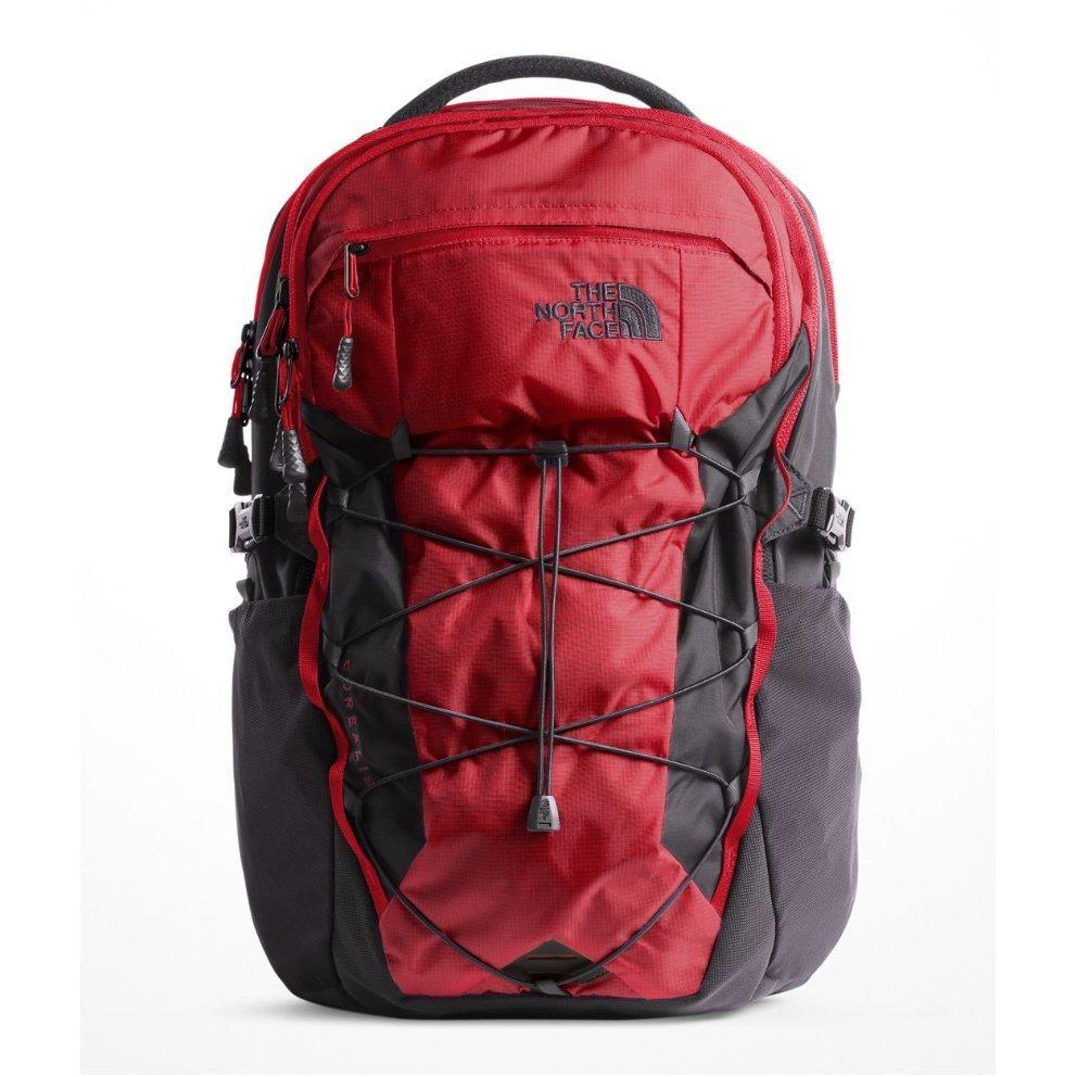 70c23bf86a5 The North Face. Rage Red Ripstop/Asphalt Grey ...