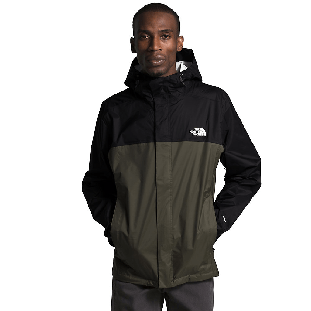 TNF Black/New Taupe Green