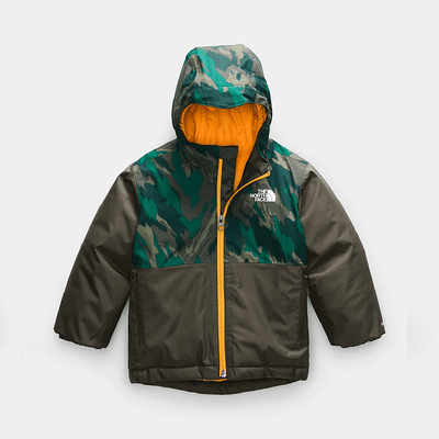 Evergreen Mountain Camo Print