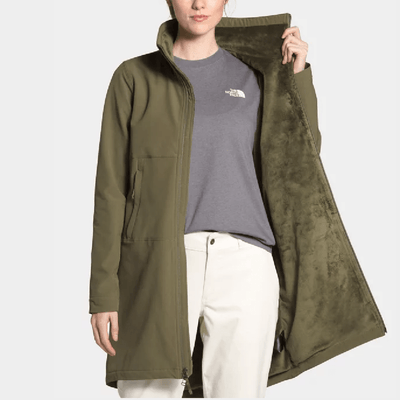 The North Face Women's Shelbe Raschel Parka Jacket
