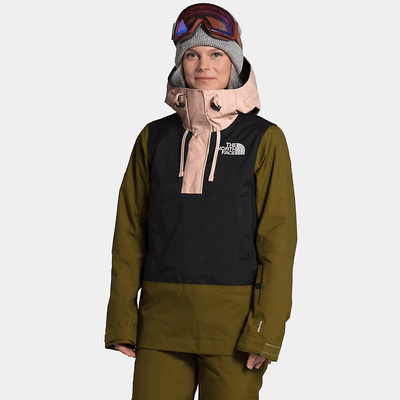 TNF Black​/Fir Green​/Morning Pink