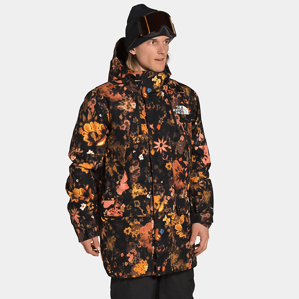 TNF Black Flower Child Multi Print